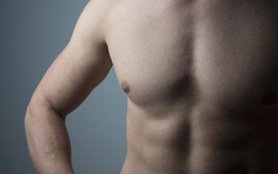 Crescimento da mama masculina: entenda o que é ginecomastia