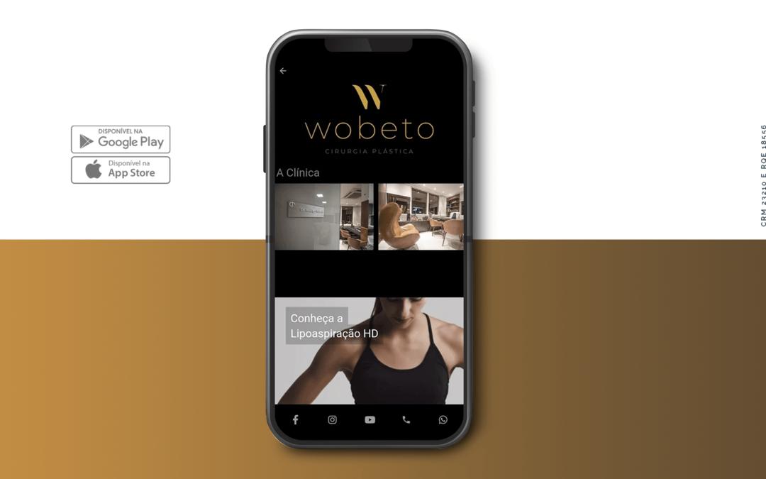 Você conhece o aplicativo do Dr. Rodrigo Wobeto? Saiba mais!